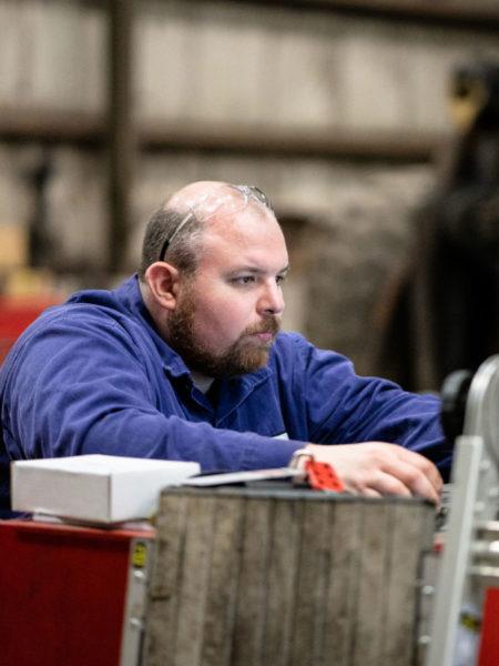 Dave Tapocsi, Bulk Equipment Corp.