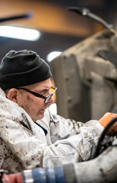 Bill Mccormick, Bulk Equipment Corp.
