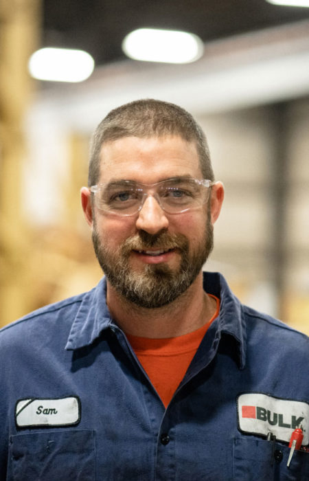 Sam Kirk, Bulk Equipment Corp.