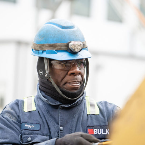 Reggie Bobbitt, Bulk Equipment Corp.