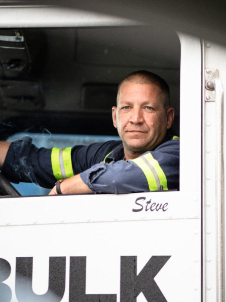 Steve Darin, Bulk Equipment Corp.