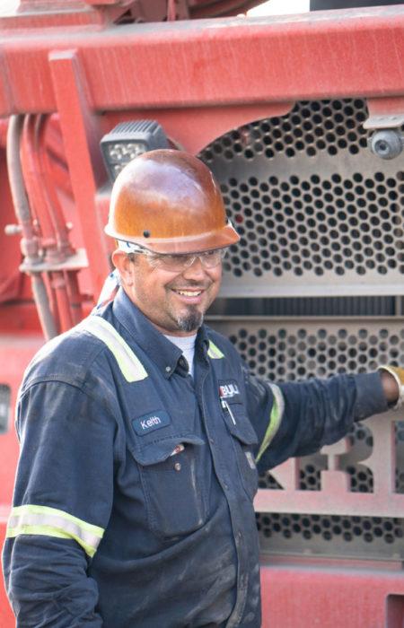 Keith Wilson, Bulk Equipment Corp.