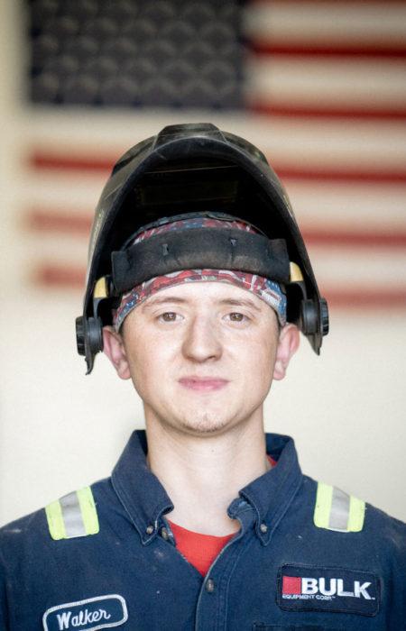 Walker Wilson, Bulk Equipment Corp.