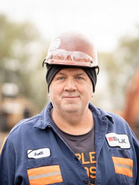 Scott Barbian, Bulk Equipment Corp.