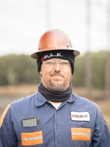 Ryan Samuels, Bulk Equipment Corp.