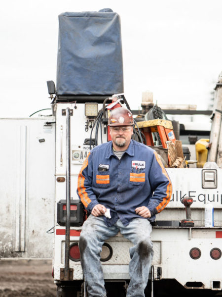 Rick Dibkey, Bulk Equipment Corp.