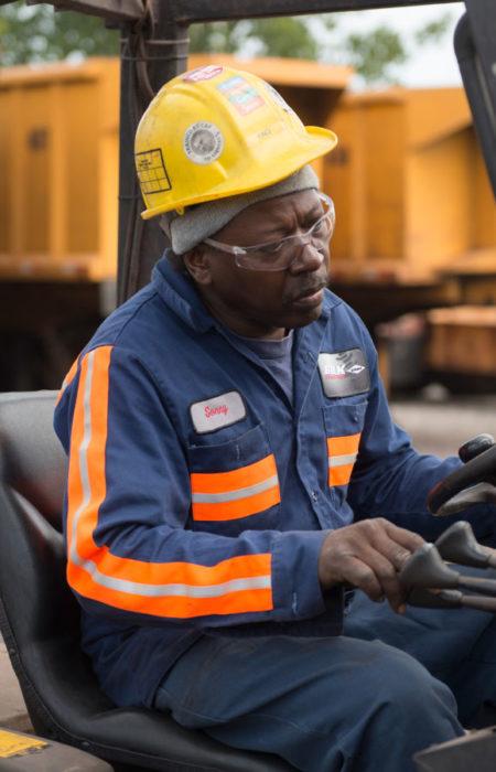Sonny King, Bulk Equipment Corp.