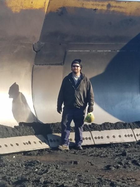 Andrew Haag, Technician At Bulk Equipment Corp.
