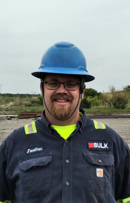 Jonathan Schwind, Site Manager At Bulk Equipment Corp.
